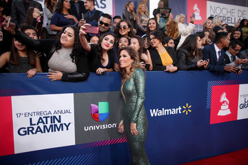 Karla Martínez The 17th Annual Latin Grammy Awards - Red Carpet