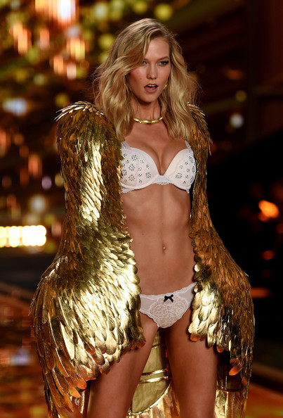 25ee318151 Victoria s Secret Fashion Show. Victoria s Secret Fashion Show. In This  Photo  Karlie Kloss. Model Karlie Kloss walks the runway during the 2014 ...