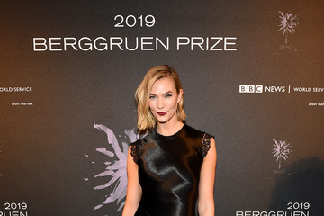 Karlie Kloss Fourth Annual Berggruen Prize Gala Celebrates 2019 Laureate Supreme Court Justice Ruth Bader Ginsburg In New York City - Arrivals