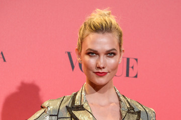 Karlie Kloss Vogue 30th Anniversary Party In Madrid