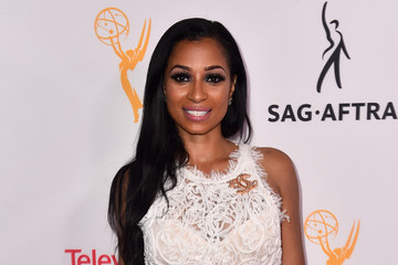 Karlie Redd Television Academy And SAG-AFTRA Host Cocktail Reception Celebrating Dynamic And Diverse Nominees For The 67th Emmy Awards