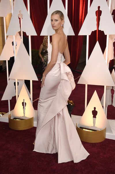 Karolina Kurkova - Arrivals at the 87th Annual Academy Awards — Part 3