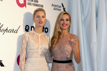 Karolina Kurkova Elton John AIDS Foundation Oscar Viewing Party — Part 6