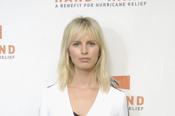 Karolina Kurkova Hand in Hand: A Benefit for Hurricane Relief - New York - Press Room