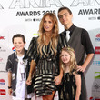 Kasey Chambers 32nd Annual ARIA Awards 2018 - Arrivals