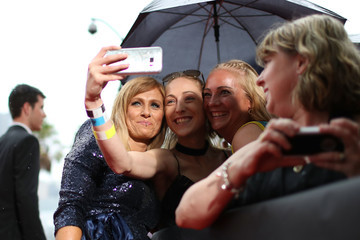Kasey Chambers 30th Annual ARIA Awards 2016 - Arrivals