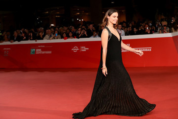 Kasia Smutniak 'Sole Cuore Amore' Red Carpet - 11th Rome Film Festival