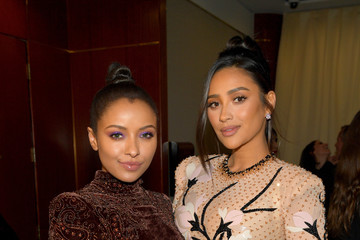 Kat Graham The 2020 InStyle And Warner Bros. 77th Annual Golden Globe Awards Post-Party - Inside