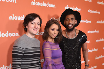 Kat Graham Nickelodeon Upfront 2018 - Step & Repeat