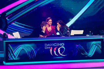 """Katarina Witt Daniel Weiss """"Dancing On Ice"""" 5th Show In Cologne"""