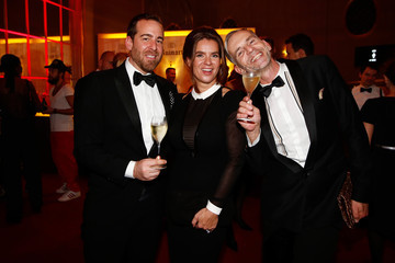 Katarina Witt GQ Men of the Year Award Afterparty