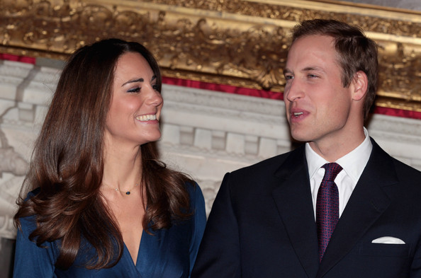 prince william and kate middleton engagement announcement. Kate Middleton Prince William