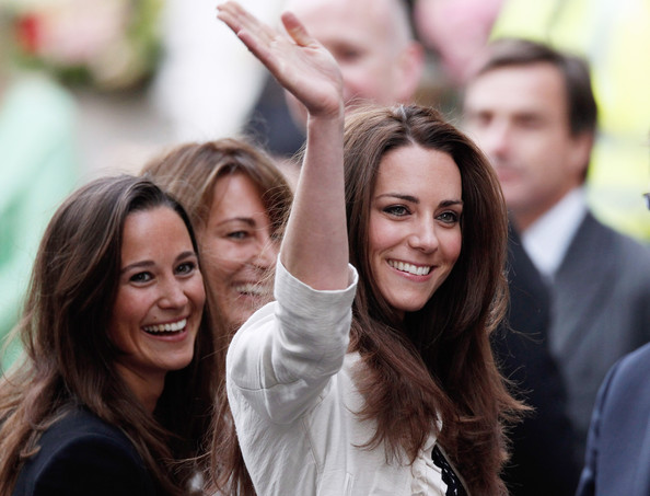 kate middleton pippa. Kate Middleton and Pippa