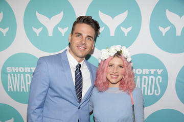 Kate Albrecht The 9th Annual Shorty Awards - Teal Carpet Arrivals