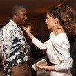 Kate Beckinsale Tings Magazine Private Dinner at the Private Residence of Jonas Tahlin, CEO of Absolut Elyx