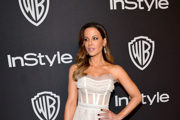 Kate Beckinsale The 2019 InStyle And Warner Bros. 76th Annual Golden Globe Awards Post-Party - Red Carpet
