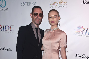 Kate Bosworth Michael Polish RIDE Foundation's 2nd Annual Dance For Freedom - Arrivals