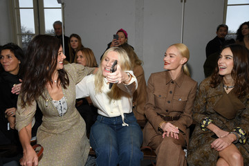 Kate Bosworth Chloe : Front Row - Paris Fashion Week Womenswear Fall/Winter 2020/2021