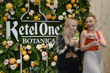 Kate Bosworth Ketel One Launches Ketel One Botanical, A New First-Of-Its-Kind Spirit At 620 Loft & Garden In New York City, On May 16, 2018