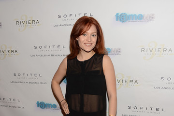 """Kate Boyer Red Carpet Launch Party for """"Fameus"""" App"""