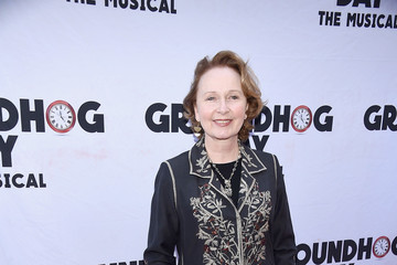 "Kate Burton ""Groundhog Day"" Broadway Opening Night - Arrivals & Curtain Call"