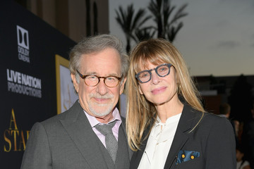 Kate Capshaw Steven Spielberg Premiere Of Warner Bros. Pictures' 'A Star Is Born' - Red Carpet