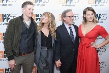 Kate Capshaw 55th New York Film Festival - 'Spielberg' - Arrivals