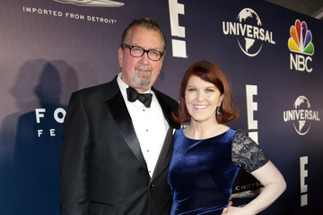 Kate Flannery NBCUniversal's 74th Annual Golden Globes After Party - Arrivals