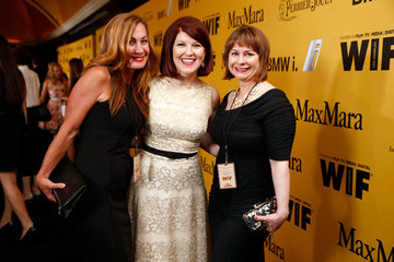 Kate Flannery Arrivals at the Woman in Film Crystal + Lucy Awards — Part 3