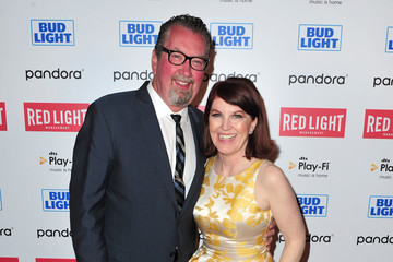 Kate Flannery Red Light Management 2017 Grammy After Party