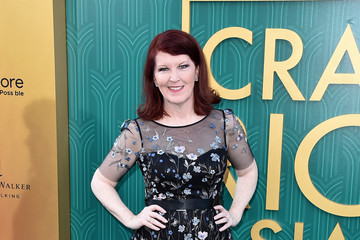 Kate Flannery Warner Bros. Pictures' 'Crazy Rich Asians' Premiere - Arrivals