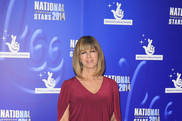 Kate Garraway National Lottery Awards - Arrivals