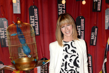 Kate Garraway Opening Night of 'Monty Python Live (Mostly)'