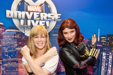 Kate Garraway Marvel Universe LIVE! VIP Party