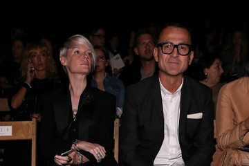 Kate Lanphear Tommy Hilfiger Women's - Front Row - Spring 2016 New York Fashion Week: The Shows