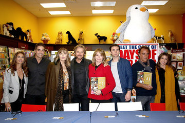 Kate Mansi Billy Flynn 'Days of Our Lives' Book Signing - Books and Greetings in Northvale, NJ