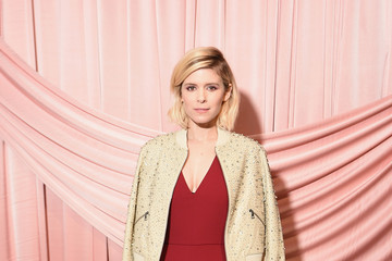 Kate Mara alice + olivia by Stacey Bendet Fall 2017 Presentation - Arrivals