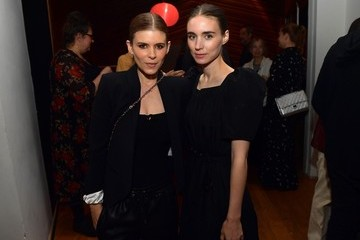 "Kate Mara Joaquin Phoenix Hosts Release Party For His Sister Rain Celebrating Her New Album ""RIVER"""