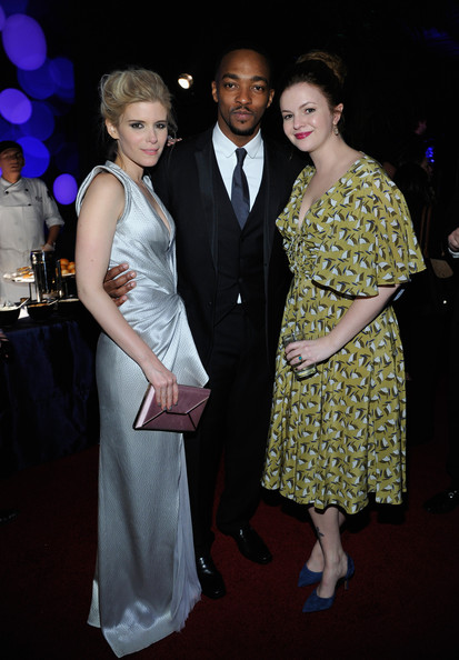 f37bf621ab6f Kate Mara and Amber Tamblyn Photos»Photostream · Pictures · InStyle/Warner  Bros. Golden Globes Afterparty