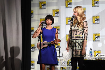 "Kate Micucci CBS ""The Big Bang Theory"" Panel - Comic-Con International 2014"