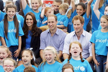 Kate Middleton Arrivals at the 20th Commonwealth Games