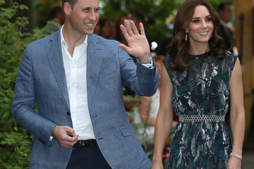 Kate Middleton The Duke and Duchess of Cambridge Visit Germany - Day 2