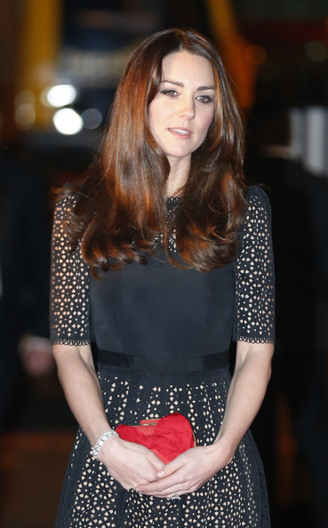Kate Middleton Catherine, Duchess of Cambridge, patron of SportsAid charity, arrives at the SportsBall, the charity's annual gala dinner at Victoria Embankment Gardens on November 28, 2013  in London, England.