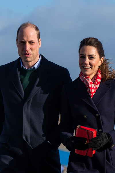 The Duke And Duchess Of Cambridge Visit South Wales [suit,formal wear,white-collar worker,photography,businessperson,tuxedo,smile,tie,duke,prince william,catherine,duchess,south wales,cambridge,duchess of cambridge,lifeboat station,rnli,visit,catherine duchess of cambridge,wedding of prince harry and meghan markle,kensington palace,wedding of prince william and catherine middleton,british royal family,duke,duke of cambridge,princess,prince harry duke of sussex]
