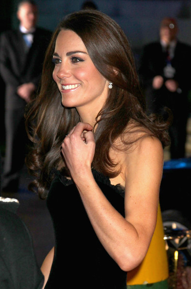 Kate Middleton and Prince William Out in London