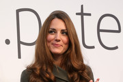 Kate Middleton Keeps Warm in Reiss
