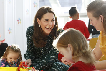 Kate Middleton European Best Pictures Of The Day - December 11, 2018