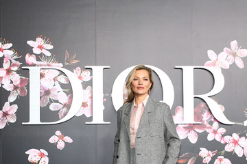 Kate Moss Dior Pre Fall 2019 Men's Collection - Photocall