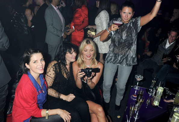 Rimmel Party for Kate Moss