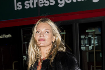 Kate Moss The Duchess Of Cambridge Attends The Portrait Gala 2019